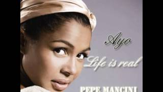 Ayo - Life is real (DJEFF AFROZILA REMIX)(Pepe Mancini Beat Factory Rework 2011)