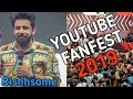 Rishhsome | Hasley India | Live At YouTube Fanfest Delhi | Rishhsome