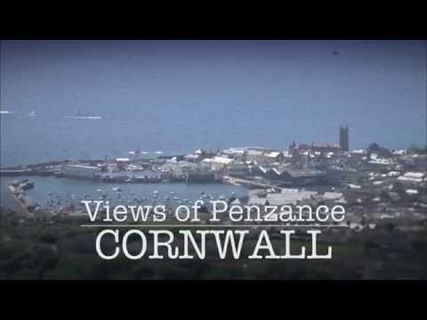Views of Penzance, South Cornwall