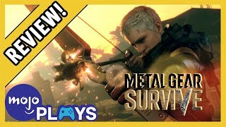 Metal Gear Survive - VIDEO REVIEW! MojoPlays