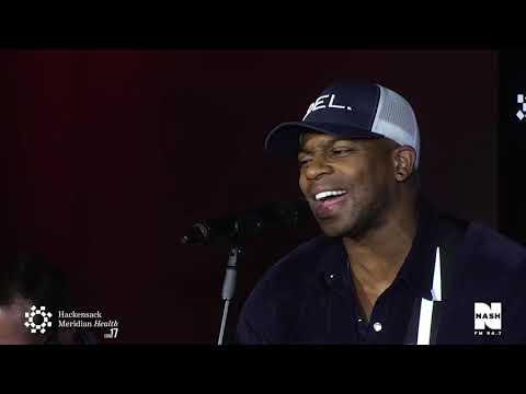 Jimmie Allen LIVE From HMH Stage 17!