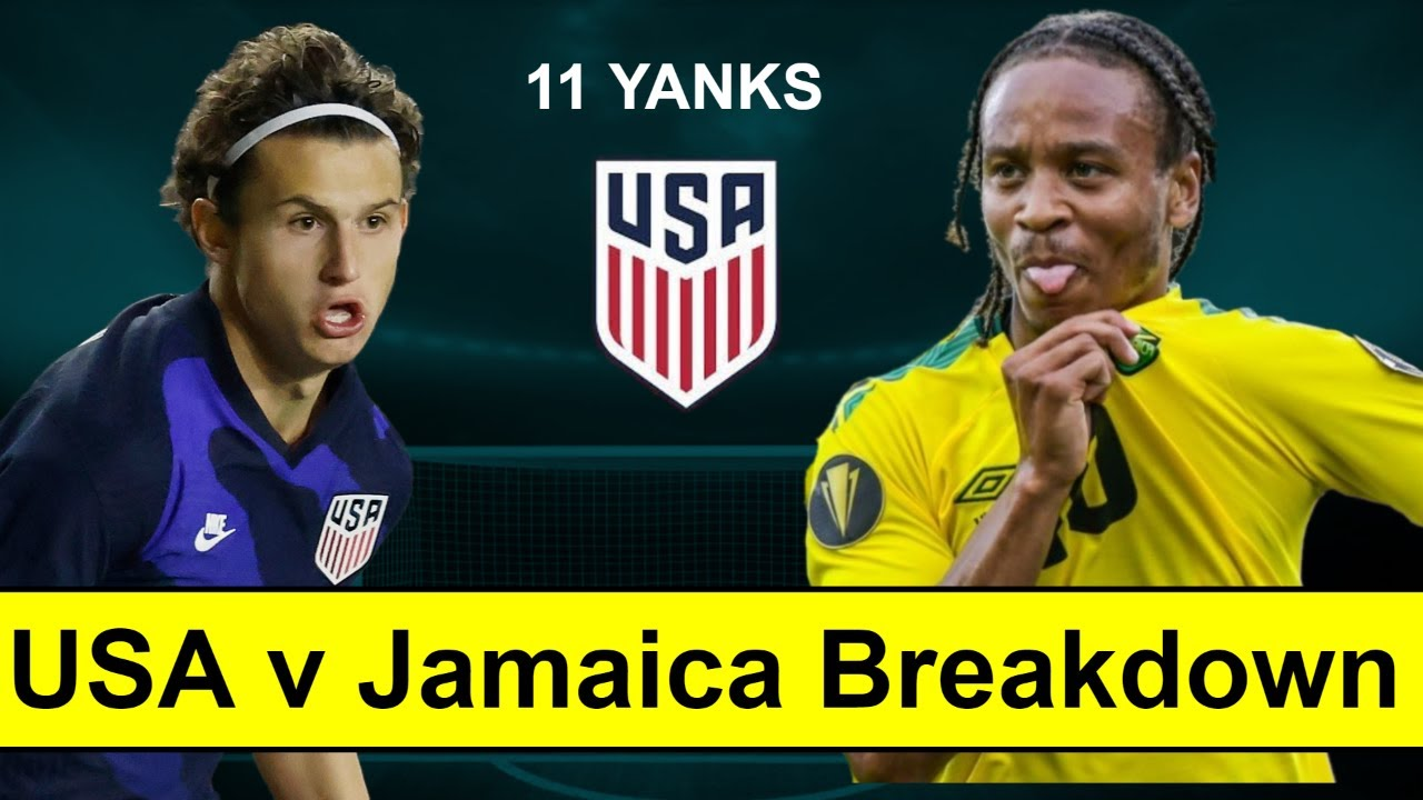 Positives & negatives from the USMNT win vs. Jamaica  and what's ...