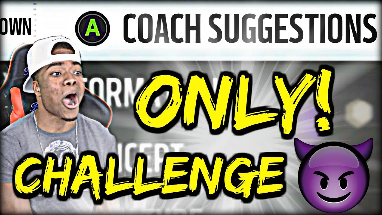Coach Suggestions Only Challenge Super Bowl Madden 17 Ultimate Team Play