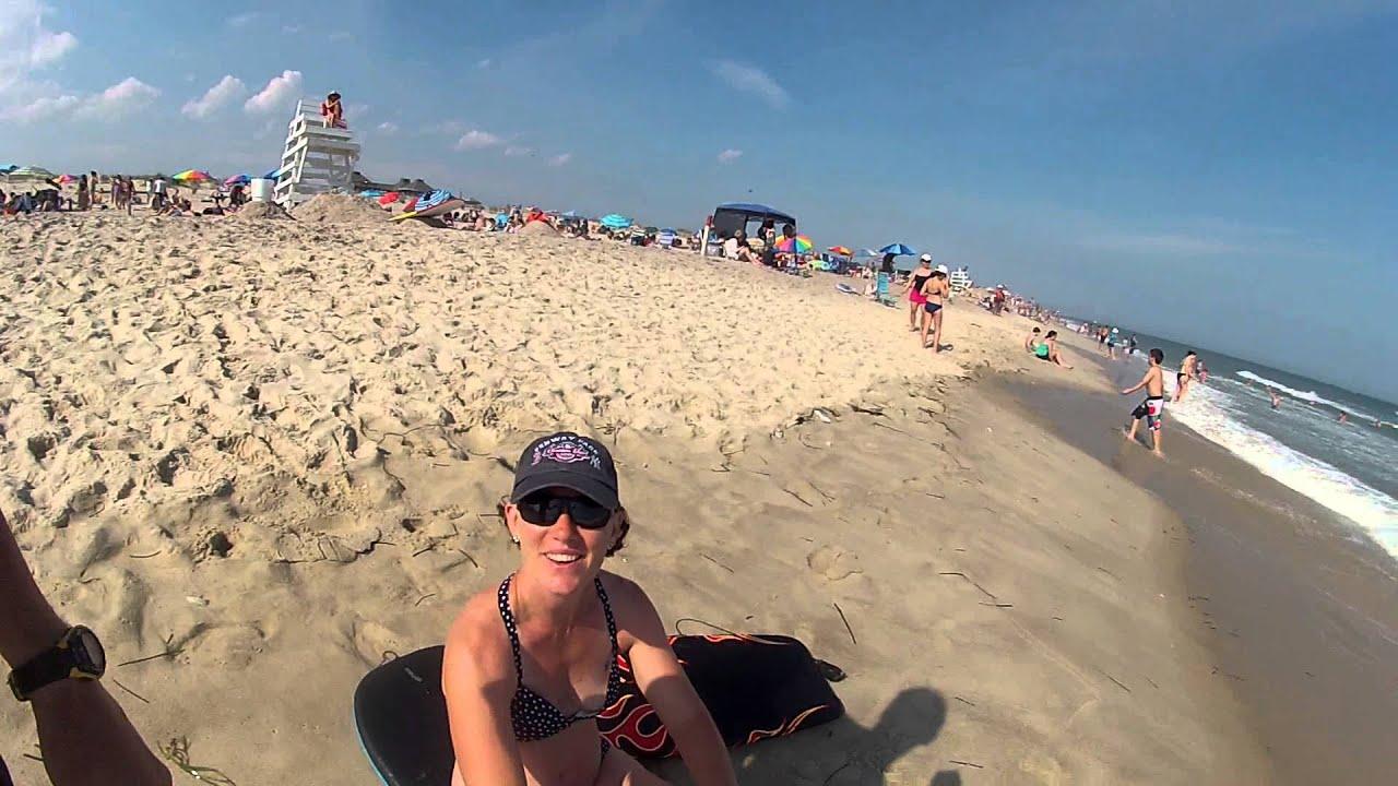 Ponquogue Beach, Hampton Bays, NY June 6 2013