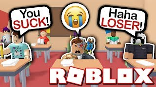 BULLIED BY ROBLOX YOUTUBERS AT SCHOOL?! (SAD!)