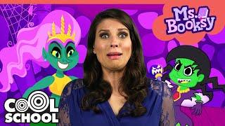 Ms. Booksy Meets Evil Fairy Tale Villains! | Cool School Compilation