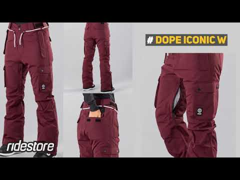 Top 4 Women's Snowboard Pants At Ridestore