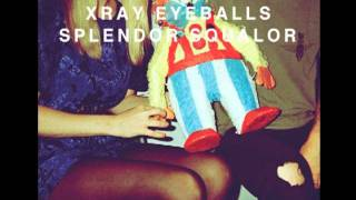 Xray Eyeballs - Cold Bones (Golden Triangle Cover)
