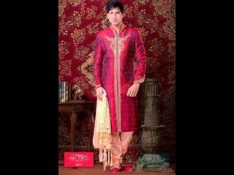 Buy designer sherwani online