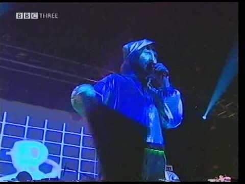 Super Furry Animals - Juxtaposed With U (T In The Park)