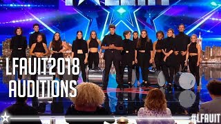 R.B Dance Company | Auditions |  France's got talent 2018