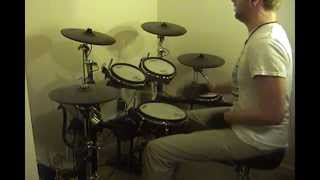 "Relient K ""We Wish You A Merry Christmas"" Drum Cover"