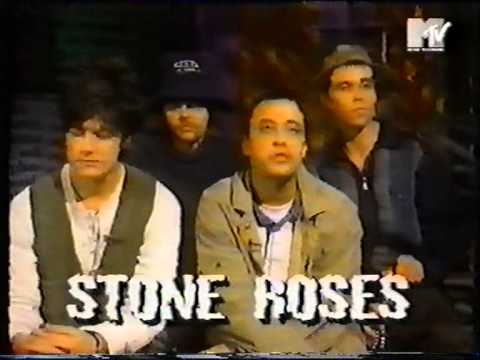 Stone Roses MTV interview snippet