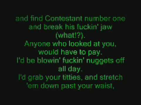ICP-DATING GAME/LYRICS