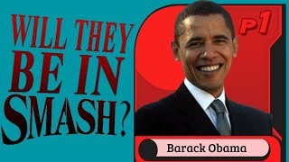Barack Obama - Will He Be In Smash?