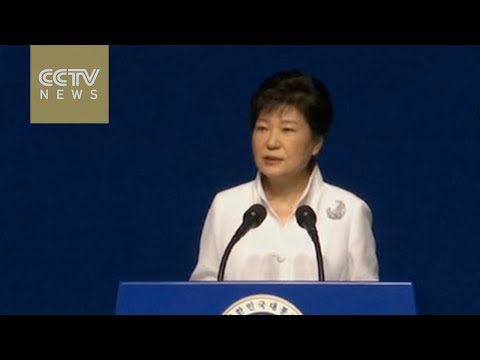 South Korean President Park calls on DPRK to cease nuclear program