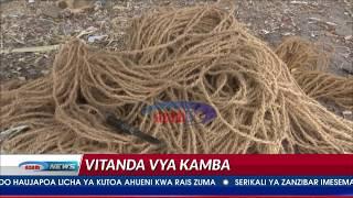 Video MAKALA YA FURUSI -  Unavijua vitanda vya kamba? Tazama matumizi na faida zake Visiwani Zanzibar. download MP3, 3GP, MP4, WEBM, AVI, FLV Juli 2018