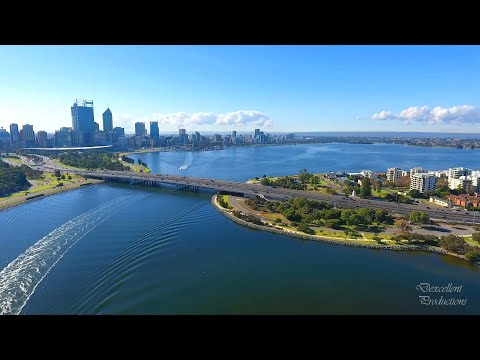SOUTH PERTH AUSTRALIA - ONE BEAUTIFUL SPRING MORNING
