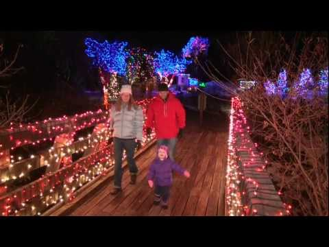 Charmant Trail Of Lights 2011 At Denver Botanic Gardens At Chatfield