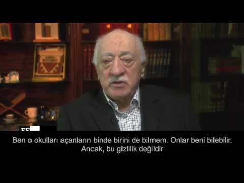 Fethullah Gülen France 24 interview (Tr altyazı)