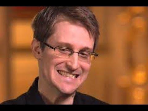 Edward Snowden  ein MONSTER  Doku  HD