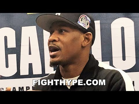 """DANIEL JACOBS WARNS CANELO """"I'M A ROUGH GUY""""; EXPLAINS WHY HIS SIZE AND """"DIFFERENT SIDE"""" WILL BE KEY"""