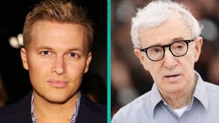 Ronan Farrow Calls Out 'Old-School Media' and Hollywood Celebrities for 'Protecting' Woody Allen
