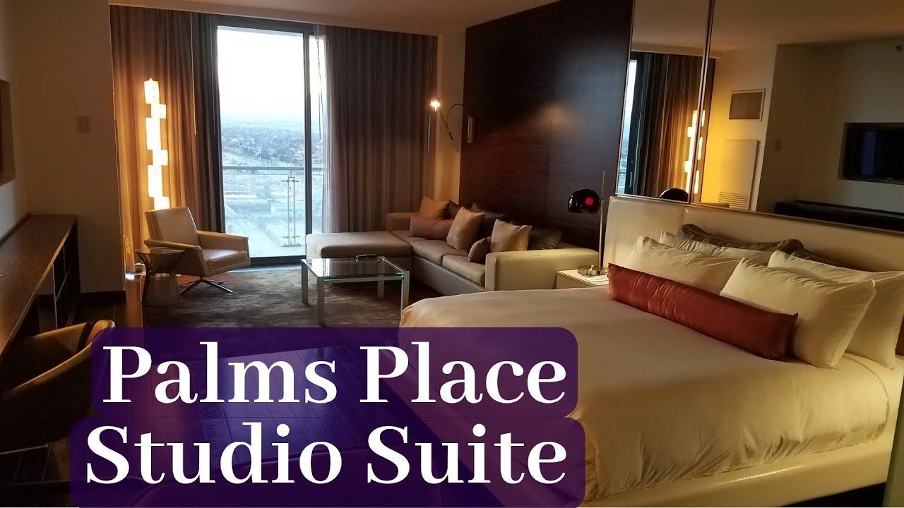 Palms Place Hotel Las Vegas Studio Suite