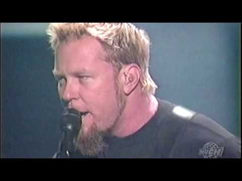 Metallica - Live at The EMP (2000) [Much Music TV Broadcast] [Upscale]