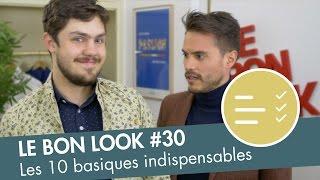Les 10 BASIQUES à avoir dans sa garde-robe - Le Bon Look