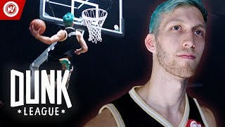 CRAZY Backboard Dunks | $50,000 Dunk Contest ELIMINATION Round