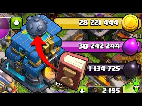 BUYING THE GIGA BOMB WITH BLACK FRIDAY PACKS! - TH12 Gem To Max -