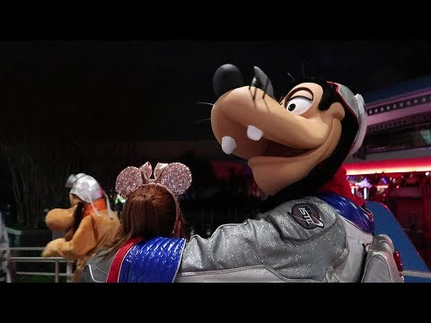 Our Most Favorite Trip To Magic Kingdom At Walt Disney World! | DVC Moonlight Magic Party 2018