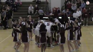 East Rochester at Lyons .::. Wayne County High School Basketball on FL1 Sports 12/11/19