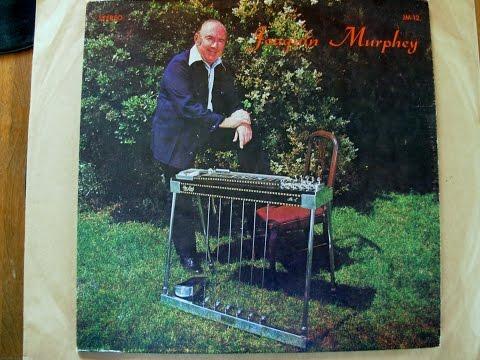 Joaquin Murphey 1976 solo Steel Guitar LP