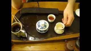 видео Красный китайский чай