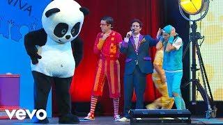Panda e Os Caricas - Eu Gosto De Dançar (Ao Vivo)