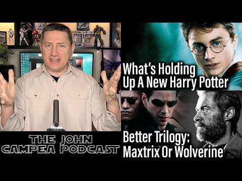 What's Stopping More Harry Potter Movies? Defenders/Agents Of Shield Crossover Chances