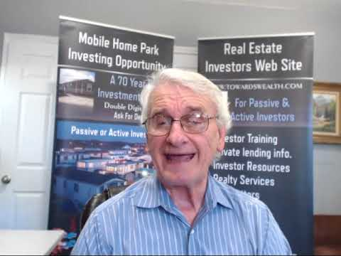 Mobile Home Park Investors Seminar Promo Video