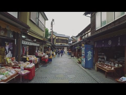 Walking through Kawagoe, Saitama pref. - Long Take【埼玉・川越】 4K
