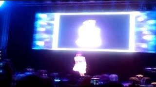 Mika Kobayashi- Me & creed (Geek Expo 2014)