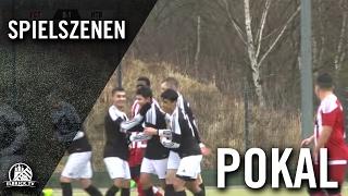 FC Türkiye – Harburger TB (4. Runde, Pokal der A-Junioren) – Spielszenen | ELBKICK.TV