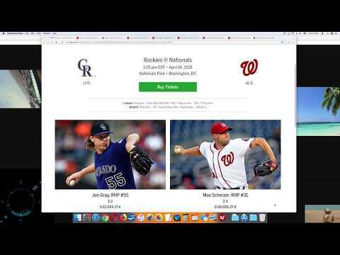top-mlb-pick-washington-nationals-vs-colorado-rockies-4/14/18-saturday-baseball