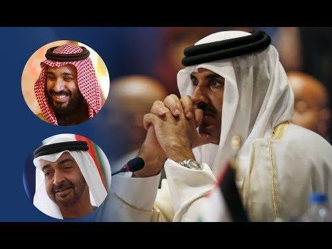 Wararkii ugu Danbeeyey Yaa Qoray Warqadii Cunaqabataynta Lagu Saaraday Dalka Qatar