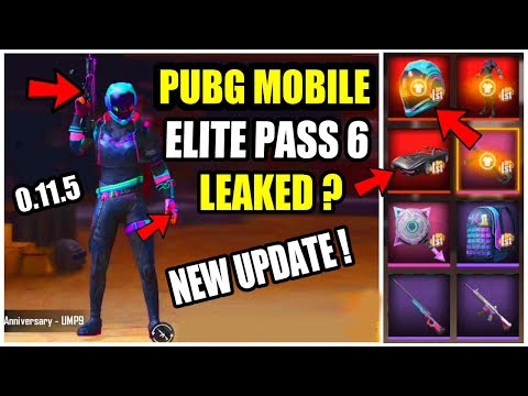 PUBG Mobile New Season  Release Date Leaked , Royal Pass Rewards, And More !