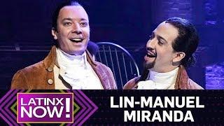 Lin-Manuel Miranda Joins Jimmy Fallon in Puerto Rico | Latinx Now! | E! News