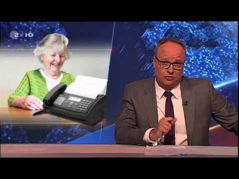 Heute Show HD ZDF 08.05.2015