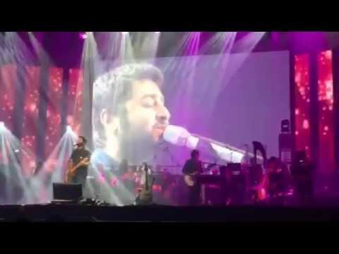 Arijit Singh Live concert Houston TX 2015