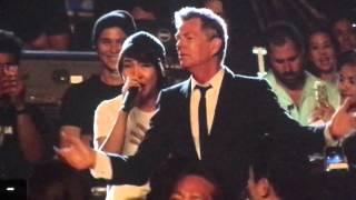 David Foster ทึ่ง!โรส ศิรินทิพย์ โชว์ร้องเพลงในคอนเสิร์ต