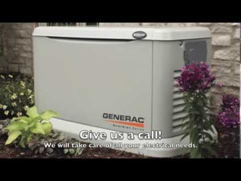 Install or Repair Emergency Generator Back Up Systems in Reno, NV | 775-391-8022